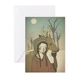 Cute Holiday season Greeting Cards (Pk of 10)