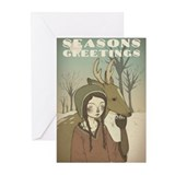 Cool Seasonal holidays Greeting Cards (Pk of 10)