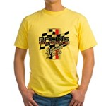 Street Strip Yellow T-Shirt
