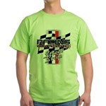 Street Strip Green T-Shirt