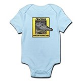Everglades National Park Croc Onesie