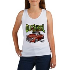 Old School Legends '53 Chevy Pickup Women's Tank T