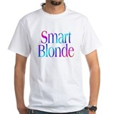 Smart Blonde Tee