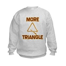 More Triangle Sweatshirt