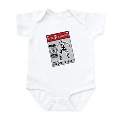Too Human: Goblin Man Poster Infant Bodysuit