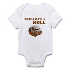 That's How I Roll Onesie