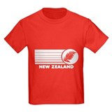 New Zealand Vintage Stripes T