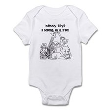 Zoo Infant Bodysuit