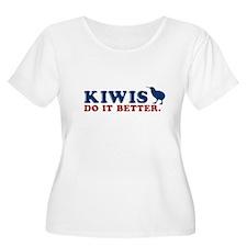 Kiwis Do it Better T-Shirt