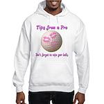 Wipe Your Balls Hooded Sweatshirt