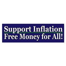Support Inflation