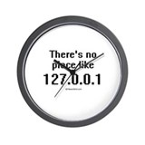 There's no place like home ~  Wall Clock