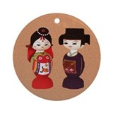 Korean Wedding Dolls Ornament