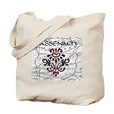 Sassenach Thistle Tote Bag