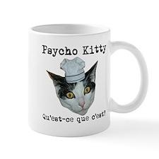 Psycho Kitty Small Mug