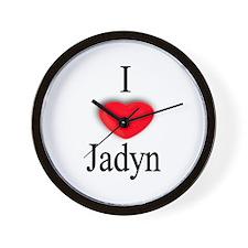 Jadyn Wall Clock