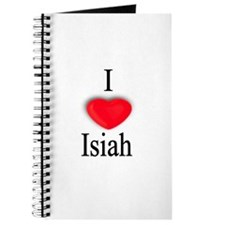 Isiah Journal