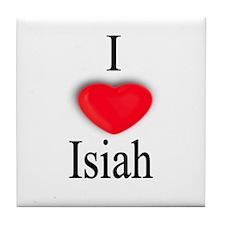 Isiah Tile Coaster
