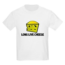 Long Live Cheese T-Shirt
