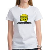 Long Live Cheese Tee
