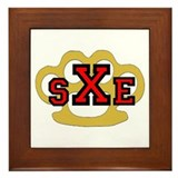 SXE Straight Edge Framed Tile