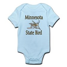 Minnesota State Bird Infant Bodysuit