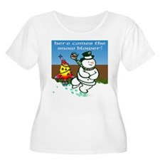 Naughty Frosty T-Shirt