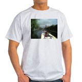 Narrow Boat & Tunnel T-Shirt