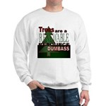 Renewable Dumbass Sweatshirt