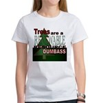 Renewable Dumbass Women's T-Shirt