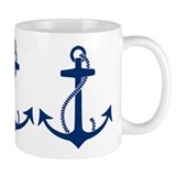 Nautical Small Mug (11 oz)