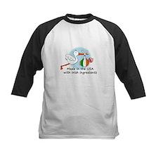Stork Baby Ireland USA Tee