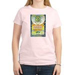 Bright Night Women's Light T-Shirt