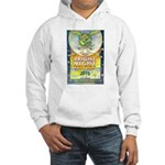 Bright Night Hooded Sweatshirt