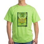 Bright Night Green T-Shirt
