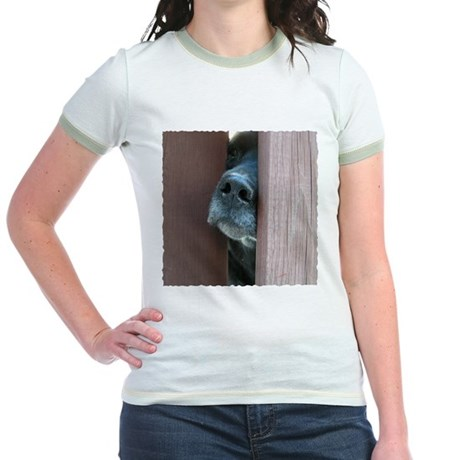 The Nose Knows Jr. Ringer T-Shirt