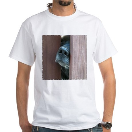 The Nose Knows White T-Shirt