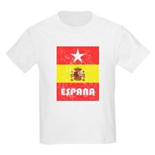 Part 8/8 - Spain World Cup 2010 T-Shirt