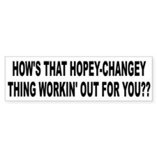 HOW'S THAT HOPEY CHANGEY THING WORKIN' OUT (10 pk)