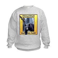Shenandoah Nationl Park Bear Sweatshirt