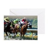 Racing Greeting Cards (Pk of 20)