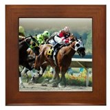 Racing Framed Tile