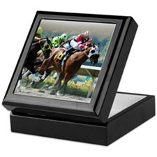 Racing Keepsake Box