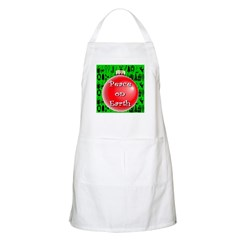Whoopie Christmas Ornament Apron