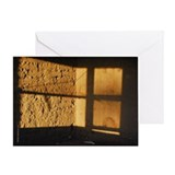 Adobe Light, Marfa Texas Card - Blank