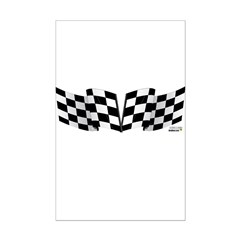 Musclecar Flags Posters