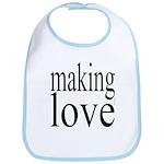 7001. making love Bib