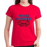 Women's T-Shirt (blue/purple/red)