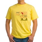 S'Awright! Yellow T-Shirt