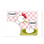 S'Awright! Postcards (Package of 8)
